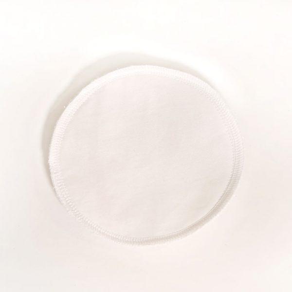 White nursing pads