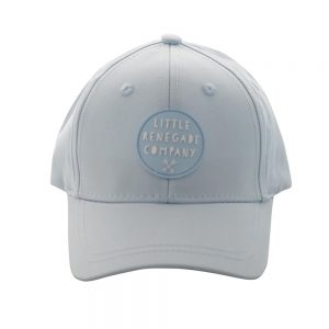 Sky baseball cap in baby blue colour