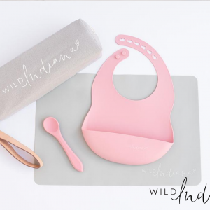 Wild indiana go set in dusty rose