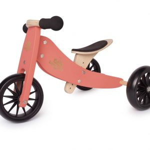 Tiny Tot bike in coral colour
